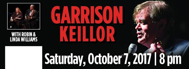 Image result for garrison keillor garde arts center