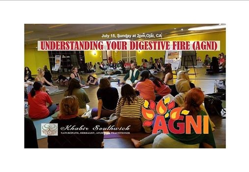 Understanding your digestive fire (agni) and how to improve it.