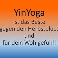 YinYoga - Loslassen und Entspannen