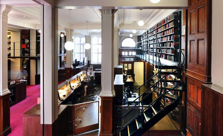 Evening Tour of The London Library - 23 July 2018