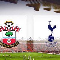 Southampton V Tottenham at Smash