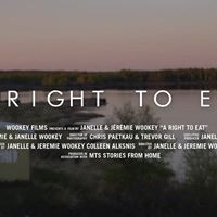 Cinema Politica Presents A Right to Eat