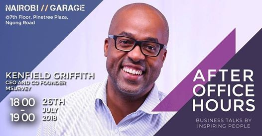 After Office Hours with Kenfield Griffith