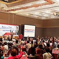 Gratyo Entrepreneurs Gathering Jakarta - Coach Yohanes G. Pauly