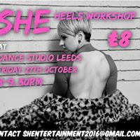 SHE Heels Workshop Leeds