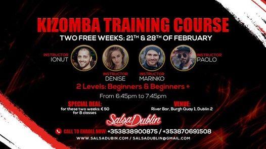 Kizomba Training Course