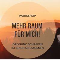 Mehr Raum fr mich - Workshop
