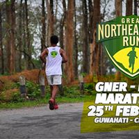 Great North Eastern Run - Full Marathon 2018
