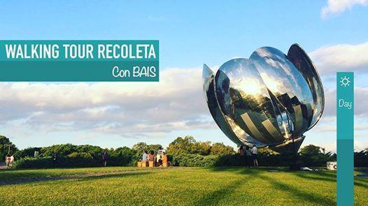 Walking Tour Recoleta  BAIS Argentina