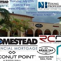 YP July Networking and SSP at The Brass Tap - Coconut Point