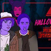Rocknbeats  Halloween No Mundo Invertido