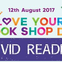 Love Your Bookshop Day at Avid Reader