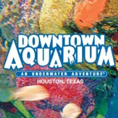 Downtown Aquarium - Houston