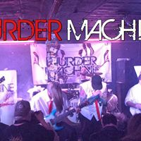 Mder Machine at Street Bar - Carbondale Illinois