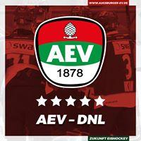 AEV DNL vs. Jungadler Mannheim