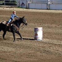 Equifest Saddle Series &amp 4D Barrel Race