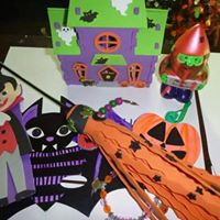 Spooky Craft Workshops