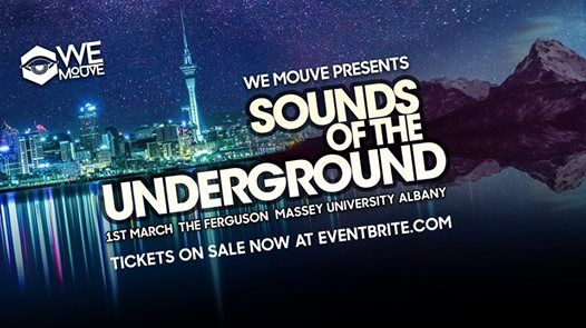 Sounds Of The Underground 2019