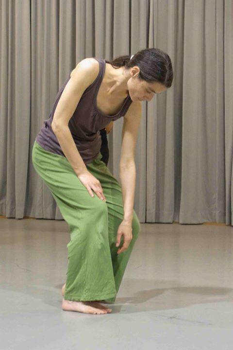 Cours de danse contemporaine Dancing from within - de l\'anatomie à l ...