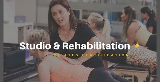 Studio & Rehab Series - Canberra
