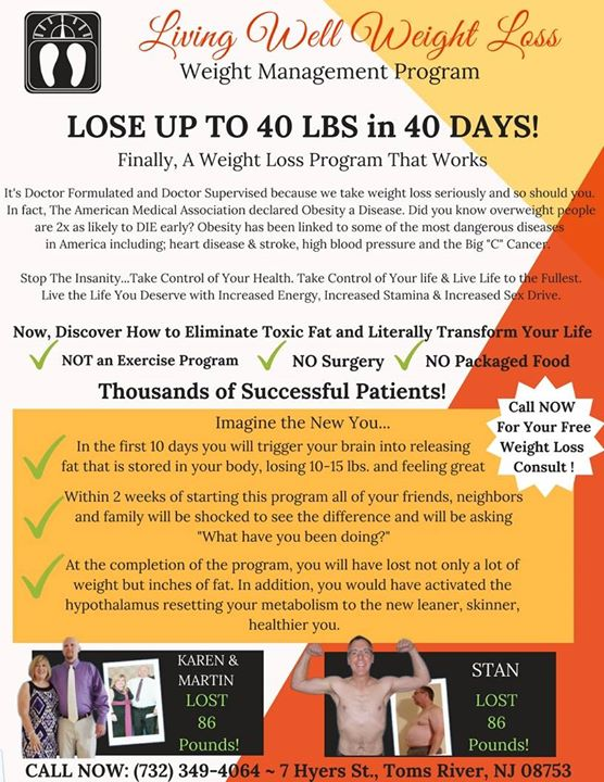 New Year New You Weight Loss Workshop At Living Well Boutique