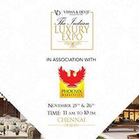 Chennai-The Indian Luxury Expo
