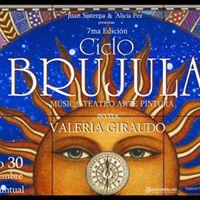 Ciclo Brjula 7 - Invita Valeria Giraudo