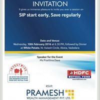 Investor Awareness Programme - HDFC Mutual Fund