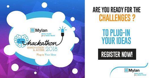 Mylan Hackathon 2018 - Bangalore