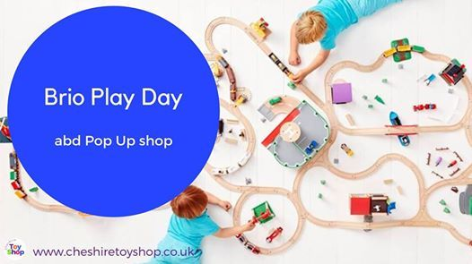 Brio Play Day And Pop Up Shop
