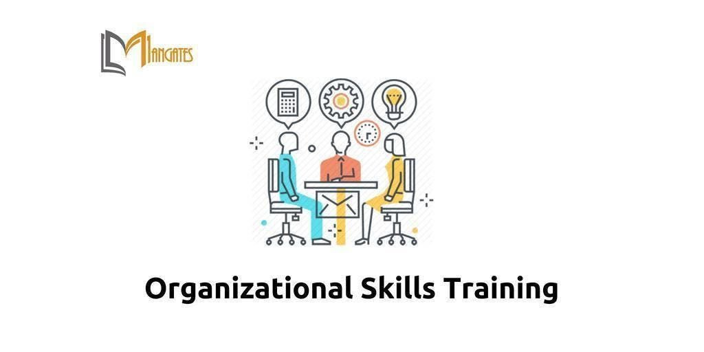Organizational Skills Training in Washington DC on May 24th 2019