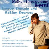 Nathan Improv Local Basingstoke Improv Fundamentals of Improv Comedy (Basi