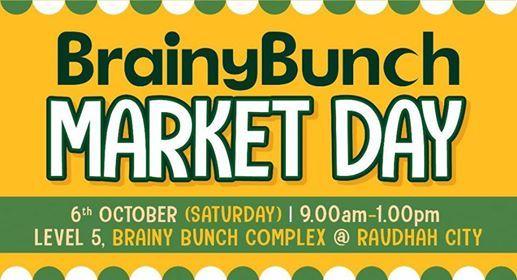 Brainy Bunch Market Day 2018 At Brainy Bunch International Islamic