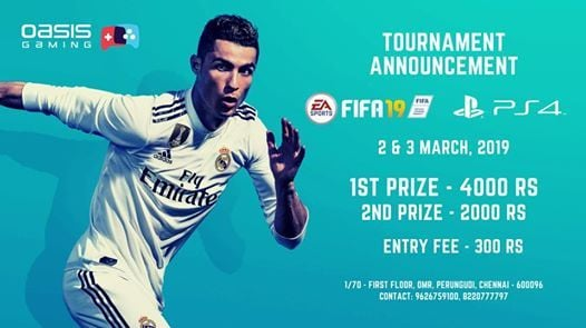 FIFA 19 Tournament - PS4