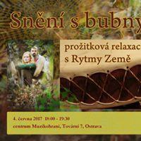 Snn s bubny  Drum meditation 4. 6.