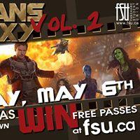 FSU at the movies Guardians of the Galaxy Vol. 2