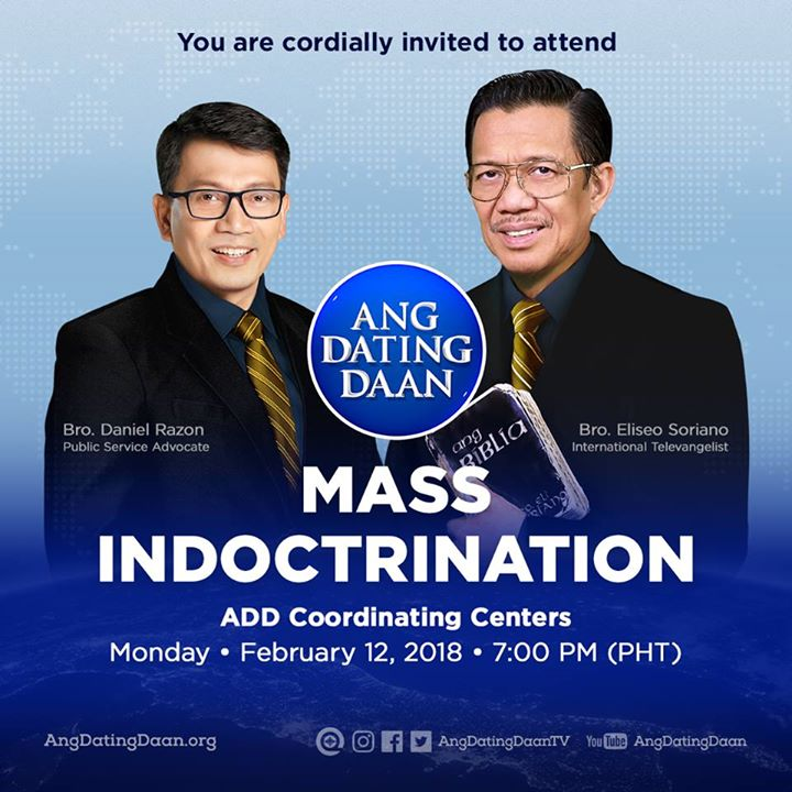 Ang Dating Daan Bible Exposition 2018 Youtube
