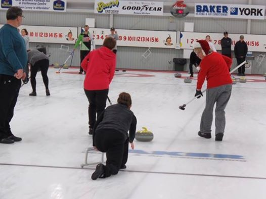 Bring a Friend to Try Curling