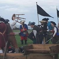 Pirates At The James Cook Musuem
