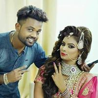 Amit Kumar Professional Hairstylist And Makeup Artist Coming To Nagpur