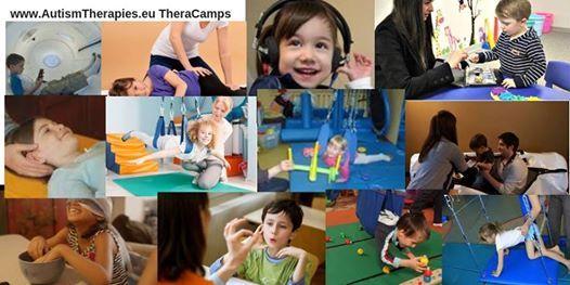 August 12 - August 17- Summer TheraCamp 8