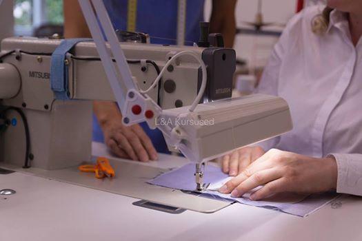 fe7bf4c439e Lasteriiete disain ja õmblemine at L&A KursusedPärnu mnt. 28 ...