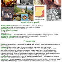 Rimandato - Sapori di terracotta - Pranzo Itinerario gastronomico ambientale