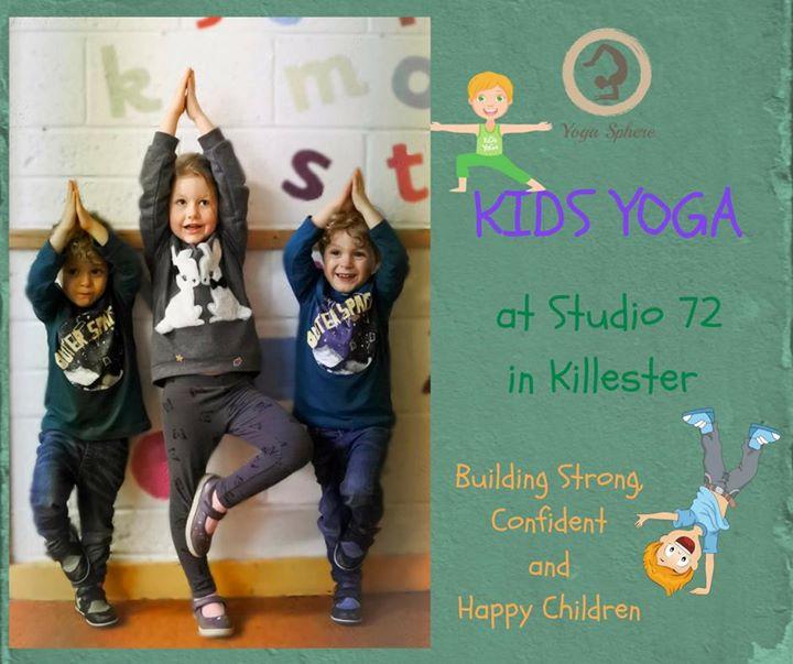 KIDS YOGA in Killester 5 WEEEK TERM
