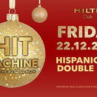 Hit Machine Christmas Edition  22. Dez. 2017  Hiltl Club