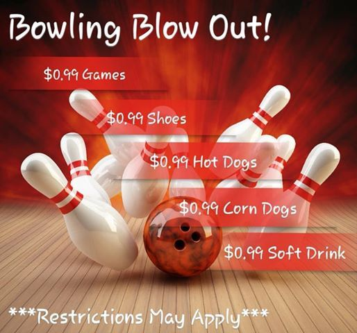 Bowling Blow Out