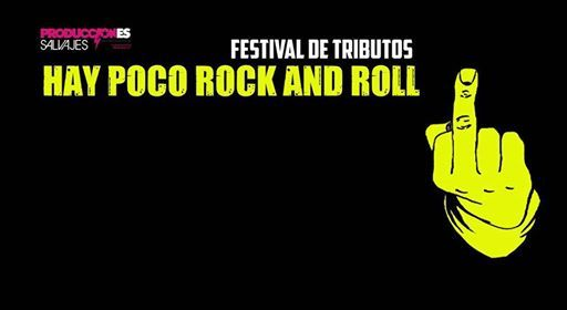 Festival de tributos Hay Poco Rock and Roll