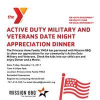 Military Date Night