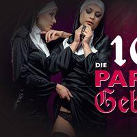 Die 10 Partygebote