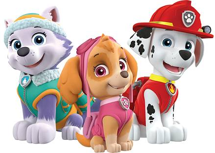 Cookies and face painting with paw patrol! at 302 W Main St, Rockton ...